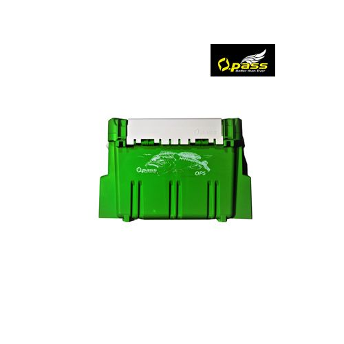Opass OP5 Tackle Box (Col : Green)