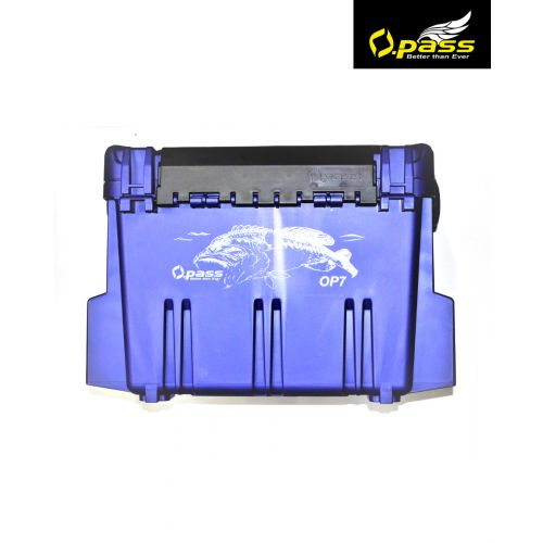 Opass OP7 Tackle Box (Col : Dark Blue)