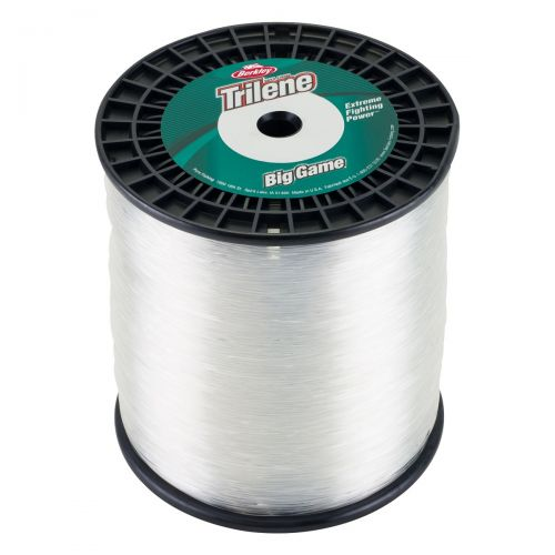 Berkley Trilene Big Game Monofilament Line  (Clear)