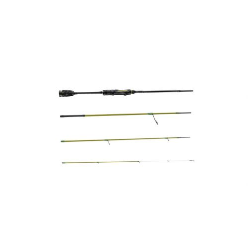 Abu Garcia SALTY STAGE COLOURS STCS-664LS (COL: LG) (SPINNING)