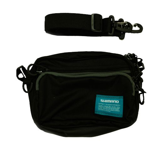 Shimano Light Pouch (Series: BS-026Q / Col: Black)