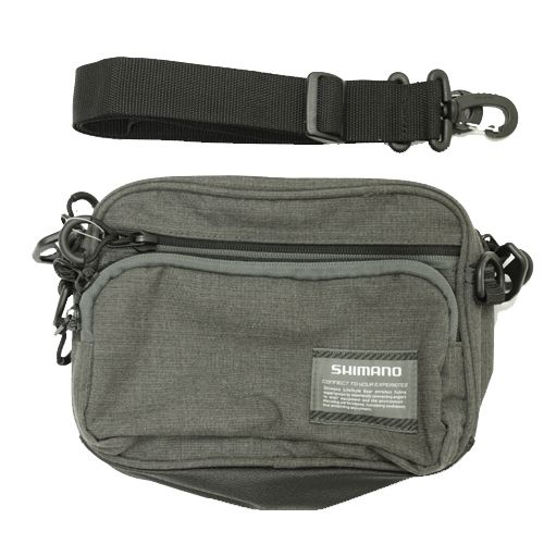Shimano Light Pouch (Series: BS-025Q / Col: Grey)