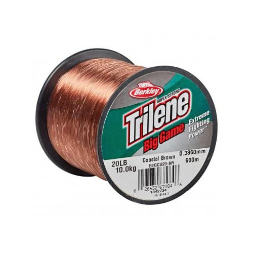 Berkley Trilene Big Game Monofilament Line - Coastal Brown