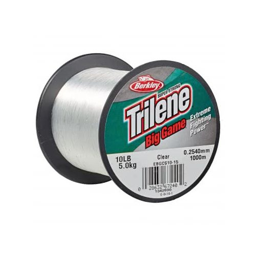 Berkley Trilene Big Game Monofilament Line - Clear