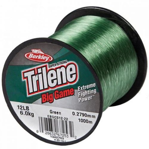 Berkley Trilene Big Game Monofilament Line - Green
