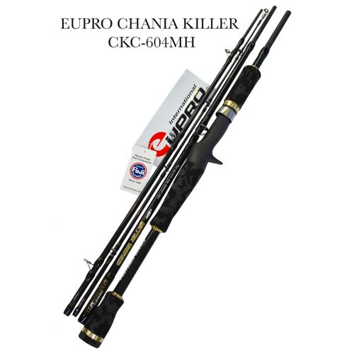 EUPRO CHANIA KILLER (CASTING/SPINNING)