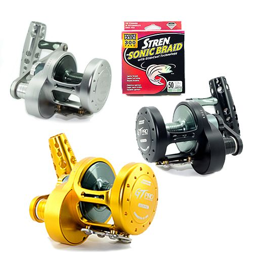 JIGGING MONSTER GT PRO 400R - PE4 (RIGHT/LEFT HAND)