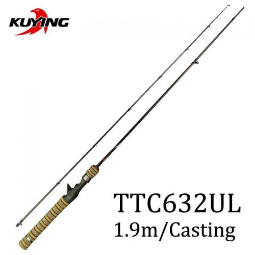 KUYING TETON TTC-632UL CASTING ROD
