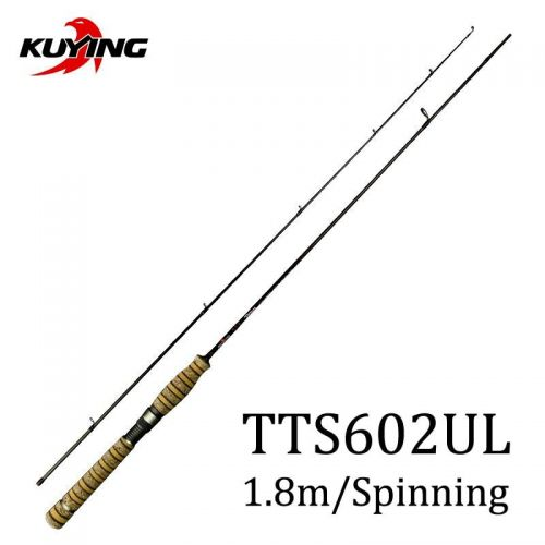 KUYING TETON TTS-602UL SPINNING ROD