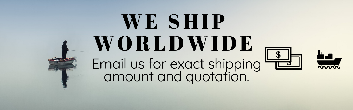 Drop us an email for any inquires regarding international shipping | Goodayy Worldwide