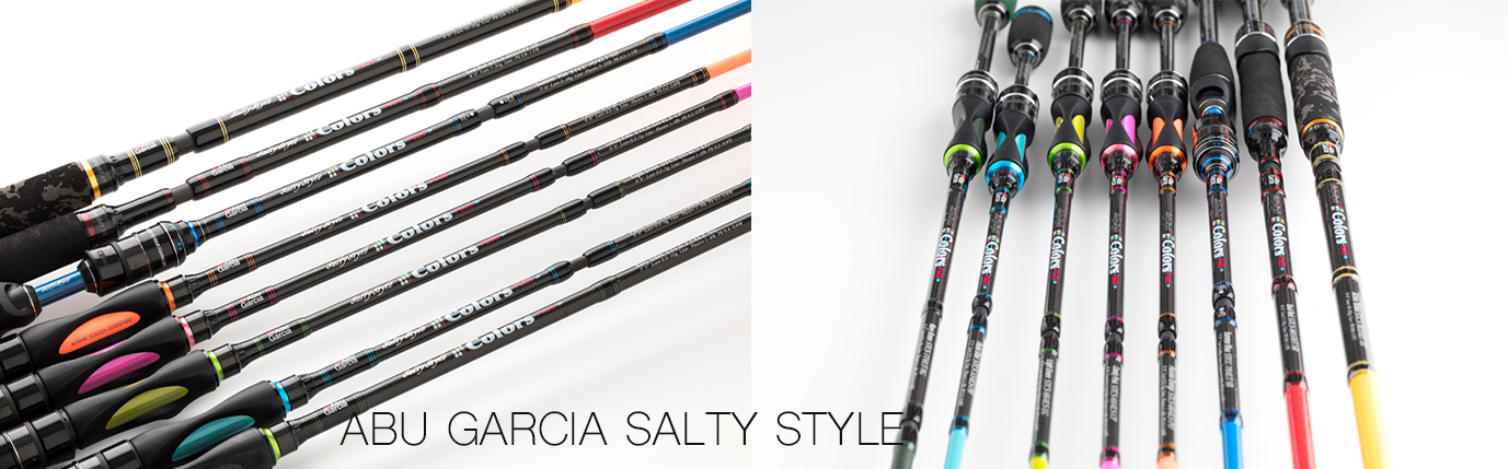 ABU GARCIA SALTY STYLE | Goodayy Worldwide